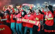 Sau 60 năm chờ đợi, bóng đá Việt Nam đã chạm tay vào giấc mơ vàng lịch sử
