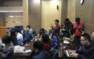 Hàng chục phóng viên báo chí bức xúc trước cách hành xử của BVĐK Xanh Pôn