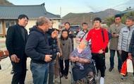 """HLV Park Hang-seo dạy mẹ nói """"Xin cám ơn"""" bằng tiếng Việt"""