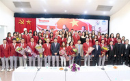 Các VĐV Điền kinh nhận thưởng lớn sau những thành tích cao tại SEA Games 30
