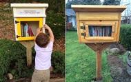 """""""Thư viện miễn phí"""" trước cửa nhà một người Mỹ lan rộng đến hơn 70 quốc gia - Trí Thức VN"""
