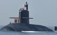 Tàu ngầm bí mật tiết lộ kế hoạch mới của Trung Quốc?