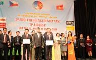 Tưng bừng gala chào năm mới 2020 của người Việt tại Séc