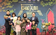 Ấm tình Tết cổ truyền trong cộng đồng sinh viên Việt Nam tại Hàn Quốc