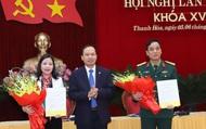 Ban Bí thư quyết định nhân sự tại Thanh Hóa, An Giang