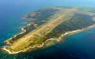 """""""Hô biến"""" đảo hoang thành tàu sân bay, Nhật Bản tìm cách xoa dịu Mỹ?"""