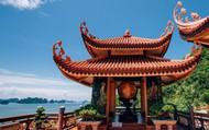 Đầu xuân về chiêm bái ngôi chùa  được xây dựng nơi cửa ải vùng Đông Bắc của Tổ quốc