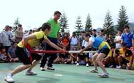 Vĩnh Phúc đăng cai Giải vô địch Đẩy gậy toàn quốc lần thứ XIII