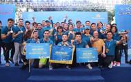 Lễ hội Bơi chải Hà Nội 2019 chỉ trong 2 ngày đã thu hút hàng vạn người dân và du khách Thủ đô