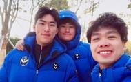Gia nhập Incheon United chưa lâu, Công Phượng đã khiến fan phát sốt khi livestream học nói tiếng Hàn cực đáng yêu