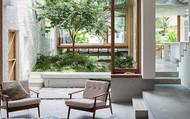 Ngôi nhà ở nông thôn đẹp bình yên và lãng mạn nhờ cải tạo theo phong cách Địa Trung Hải
