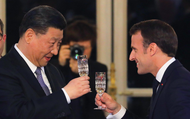"""Mặc rượu champagne và nhân dân tệ, châu Âu """"một lòng"""" vẫn là hòn đá tảng cản đường Trung Quốc?"""
