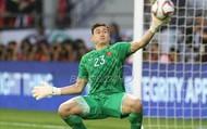 """Clip: Đặng Văn Lâm hóa """"người nhện"""" liên tục cứu thua cho Muangthong United"""