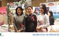 Việt Nam tham gia Hội chợ từ thiện ALFS lần thứ 43