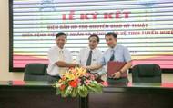 Bệnh viện Trung ương Huế có bệnh viện vệ tinh tuyến huyện đầu tiên