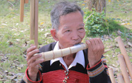 """Giới thiệu âm nhạc dân gian truyền thống của đồng bào các dân tộc tại """"Ngôi nhà chung"""""""
