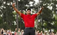 Tổng thống Trump, Obama và hàng loạt ngôi sao hân hoan chúc mừng chiến thắng của huyền thoại golf Tiger Woods trong giải Master 2019