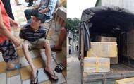 Nghệ An: Công an vây ráp ngôi nhà hơn 4 giờ, bắt giữ 6 tạ ma túy