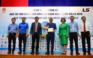 Công bố nhà tài trợ mới của Giải bóng đá hạng Nhất Quốc gia 2019
