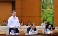 Cho ý kiến về dự án Luật xuất cảnh, nhập cảnh của công dân Việt Nam