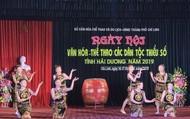 Ngày hội văn hoá, thể thao các dân tộc thiểu số tỉnh Hải Dương năm 2019