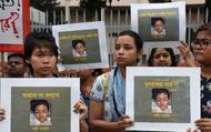 Tố cáo thầy giáo quấy rối tình dục, nữ sinh Bangladesh bị bạn cùng lớp thiêu chết