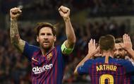 """""""Ẩn số"""" MU đấu Barca sắp tới:  Messi có làm nên chuyện?"""