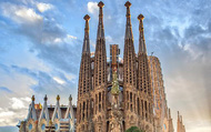 Sự thật về di sản thế giới Nhà thờ Sagrada Familia sau 137 xây dựng giờ mới được cấp phép