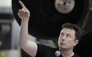 """CEO Tesla hé lộ mẫu xe tàu ngầm giống """"siêu phẩm"""" 007 và điệp viên Nga từng sử dụng"""