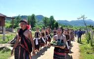 Sôi nổi Ngày hội văn hóa thanh niên các dân tộc miền núi tỉnh Quảng Nam