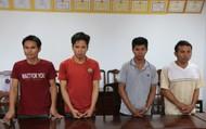 Bắt nhóm đối tượng gây ra hàng loạt vụ cắt trộm cáp viễn thông
