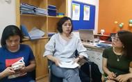 Cho thôi việc cô giáo đánh học sinh đến bầm má, rách môi tại trường mầm non Ecokids