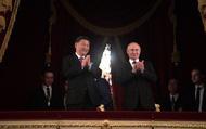 """Bất ngờ """"mặt trận"""" mới Trung – Nga đột phá nhắm tới phương Tây"""