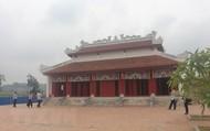 Phát lộ nhiều dấu tích kiến trúc và di vật quan trọng tại Lăng miếu Triệu Tường