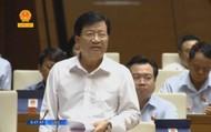Phó Thủ tướng Trịnh Đình Dũng nêu quan điểm của Chính phủ trong việc xử lý nhà 8b Lê Trực, khu HH Linh Đàm