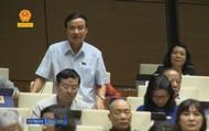 Clip: Bộ trưởng Giao thông khiến Đại biểu và cử tri không thỏa mãn trước câu hỏi thời hạn vận hành thương mại đường sắt Cát Linh- Hà Đông