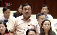 Clip: Bộ trưởng Nguyễn Ngọc Thiện nói về việc đặt hòm công đức tại các cơ sở thờ tự