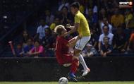 [Clip] Tổng hợp các tình huống cầu thủ Thái Lan chơi xấu cầu thủ Việt Nam