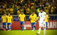 Argentina cúi đầu rời Copa America