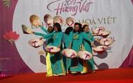 """""""Lễ hội văn hóa Việt Nam - Hương Việt 2019"""": Quảng bá nét đẹp văn hóa, ẩm thực Việt Nam tới bạn bè Đức"""