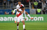 Highlights Chile 0-3 Peru Copa America 2019: Loại đương kim vô địch, Peru đối mặt Brazil