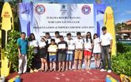 """Hàng chục trẻ em tại Đà Nẵng được trao bằng cứu hộ nhí """"Nippers"""""""