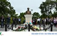 Vườn hoa ở Vladivostok, Liên bang Nga được mang tên Hồ Chí Minh