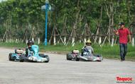 Lò đào tạo các tay đua F1 nhí đầu tiên tại Hà Nội