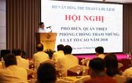 """Bộ trưởng Nguyễn Ngọc Thiện: Giải quyết khiếu nại, tố cáo ngay từ khi mới """"chớm nở"""""""