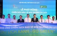 """Phát động Chiến dịch bảo vệ môi trường du lịch với chủ đề """"Go green – Du lịch xanh"""""""