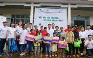 Khám và phát thuốc miễn phí cho hàng trăm đồng bào nghèo tại tỉnh Kon Tum