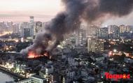 Cháy nhà máy Rạng Đông: Chưa quyết liệt di dời cơ sở sản xuất gây ô nhiễm