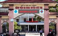 Mức kỷ luật kíp bác sĩ vụ trẻ sơ sinh bị đứt đầu ở Hà Tĩnh: Chỉ cảnh cáo và khiển trách