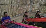 Gia Lai: Tú An khôi phục nghề dệt thổ cẩm